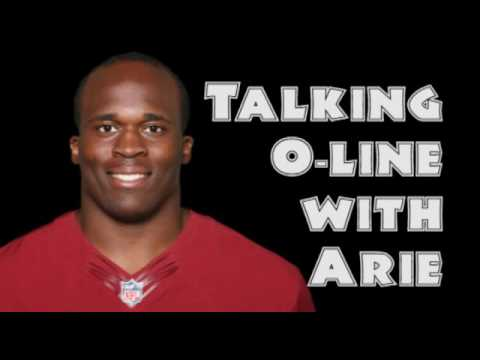 Talking O-line with Arie