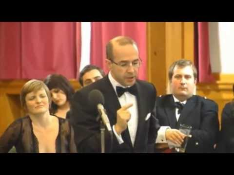 Scottish Independence Debate - Glasgow University Union celebrates 30 years of world-class debating