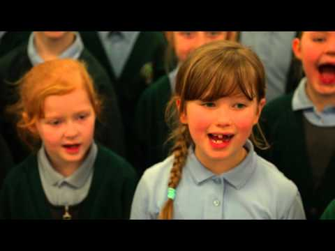 St Peter's School Choir - Let It Shine