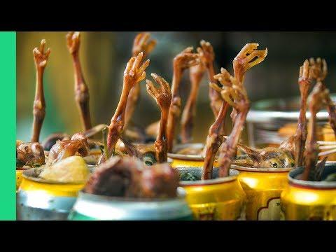 Beer Can Chicken! Most UNUSUAL STREET FOOD in Vietnam!