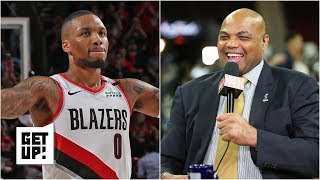 Charles Barkley picking the Blazers to win to the West isn't crazy - Michael Wilbon | Get Up!