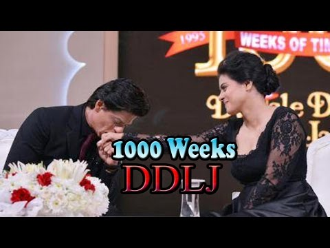 Conversation With Shah Rukh Khan & Kajol For 1000 Weeks Of DDLJ