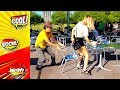 Chair pulling prank  | Funny video compilation Chair Pulling | prank funny