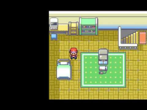 how to save and load pokemon on pc
