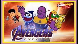 Download lagu Avengers Endgame Parody Culoboyo Kartun Lucu MP3