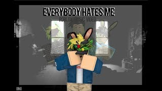 The Chainsmokers || Everybody Hates Me || Roblox Music Video