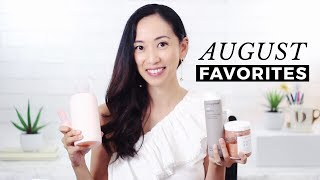 August Update & Makeup, Skincare, Lifestyle Favorites 2017, august favorites, monthly favorites