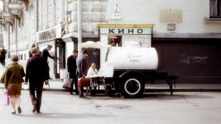 Квас из бочки(В советское время в каждом городе можно было купить качественный квас из бочки. Об истории этого артефакта,..., 2015-06-26T01:29:48.000Z)