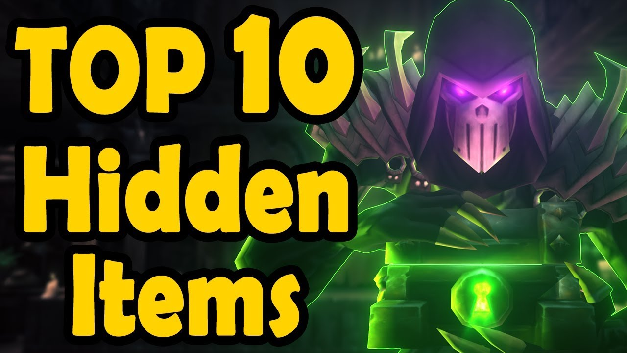 Top 10 Hidden Items in World of Warcraft thumbnail