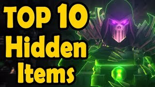 Top 10 Hidden Items in World of Warcraft