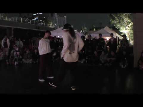 Ringo Winbee vs koyuki FINAL  TERPSI FreestyleBattle vol.1 DANCE BATTLE