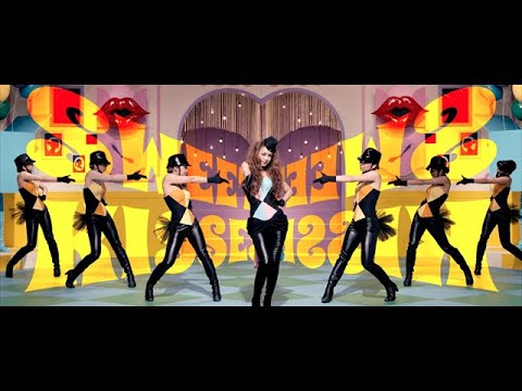 安室奈美恵 / 「SWEET KISSES」Music Video (from Single「BRIGHTER DAY」)