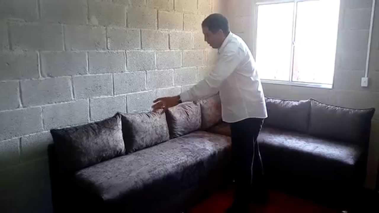 Sofa cama de canto jaspe es sofas cama youtube - Sofa camif ...