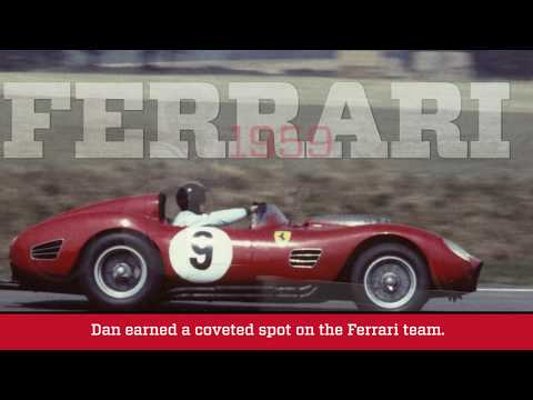A Tribute to Dan Gurney (subtitled)