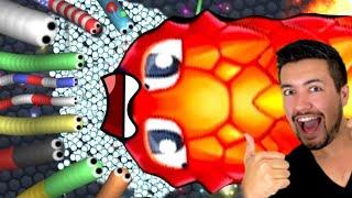 Biggest Team WINS & GRINDING Legendary Skin! - LittleBigSnake #3