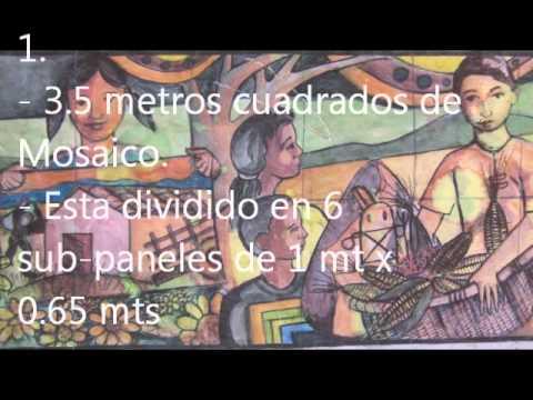 ESPACIO DONDE SERÁ UBICADO EL MURAL