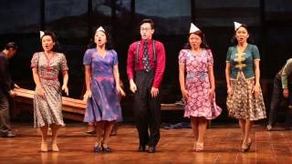 "First Look at ""Paradise"" from the New Broadway Musical ALLEGIANCE"