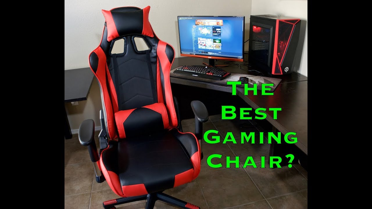 Good Cheap Gaming Chairs French Cafe Chair The Best Affordable On Amazon Youtube