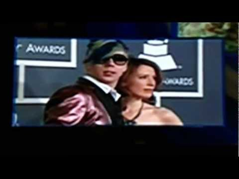 Josh Ramsay at the 2013 55th Annual Grammy Awards on the Red Carpet