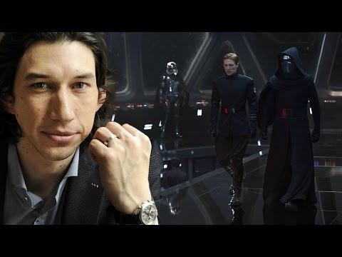 Adam Driver talks First Order in Episode VIII - Collider