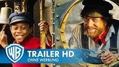 JIM KNOPF UND LUKAS DER LOKOMOTIVFÜHRER - Trailer #3 Deutsch HD German (2018)