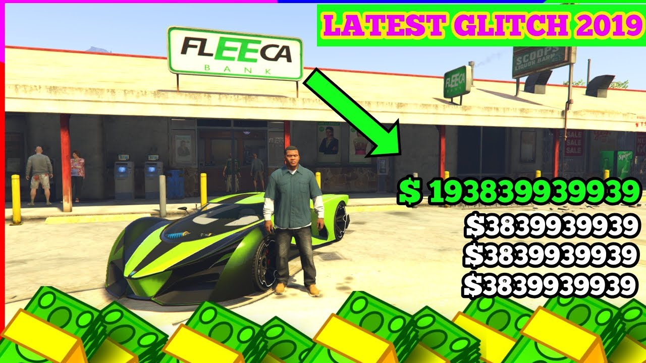 Gta 5 Money Glitch 2019 ( Unlimited Money in Minutes )