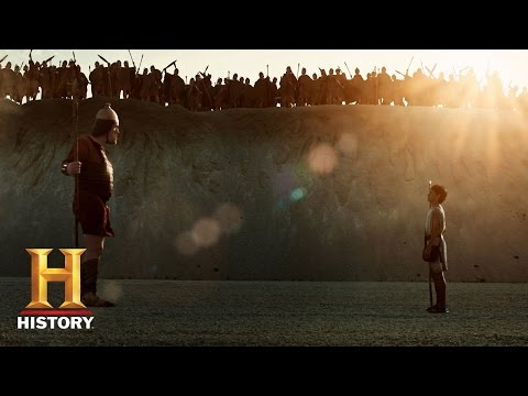 True Monsters: David and Goliath | History