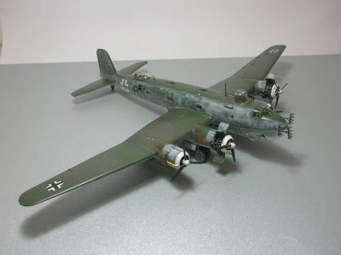 1/72 Revell (kit 04387) Fw200 C-5 Condor