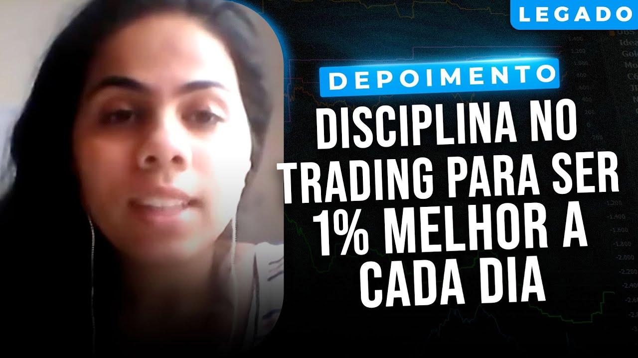 Disciplina No Trading Para Ser 1% Melhor A Cada Dia