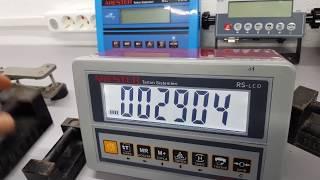 ARESTER EKO-LCD / RS-LCD INDIKATOR KALIBRASYON