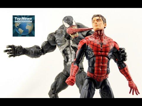"Marvel Legends 12"" Spider-Man Figure Review - YouTube"