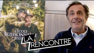Interview de Nicolas Vanier pour l'École Buissonnière