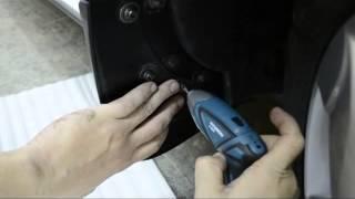 видео Правильная установка и снятие бампера на Рено Дастер
