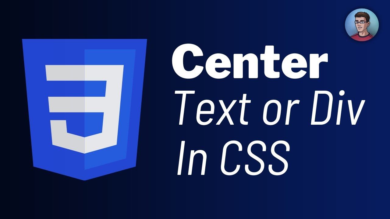 How to Center Text Vertically and Horizontally in CSS