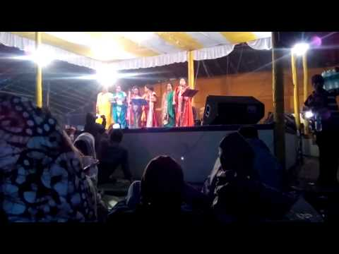 A program on Folk Culture|| লোকসংস্কৃতির আসর