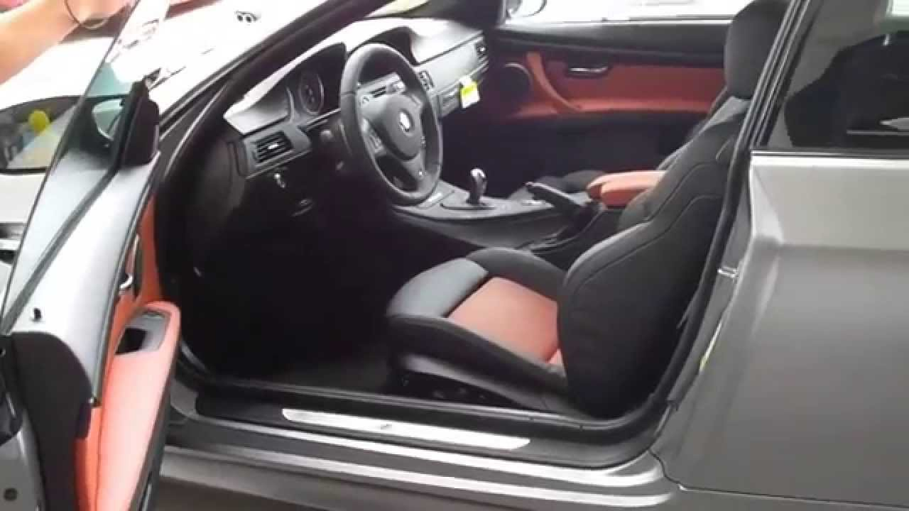 2011 M3 in Frozen Grey BMW E92 - USA Edition of 30 - YouTube