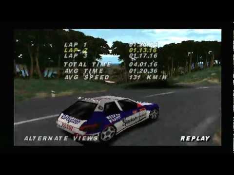 V-RALLY - PS1 (1997)