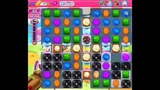 Candy Crush Saga Nivel 1074 completado en español sin boosters (level 1074)