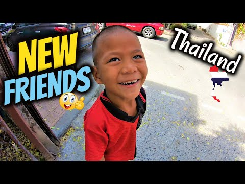 Saying Goodbye To Friends Moving Away | Thailand