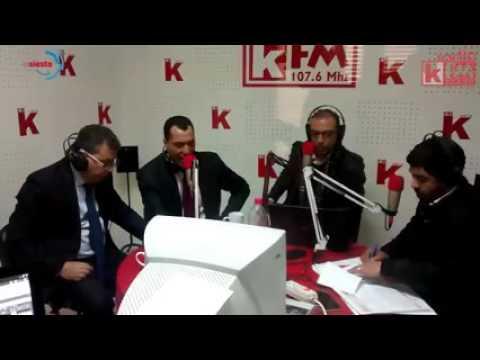 m-dev Tunisia sur radio K FM
