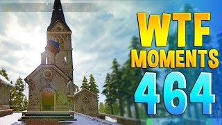 PUBG Daily Funny WTF Moments Highlights Ep 464