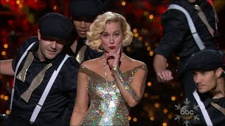 Country Music Artist Kellie Pickler Performs The Man With The Bag on 2013 CMA Country Christmas