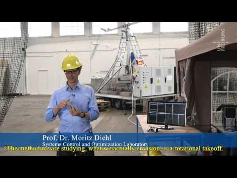 Harvesting Energy from Airborne Wind (Moritz Diehl)