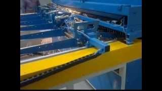 Linia do produkcji paneli ogrodzeniowych