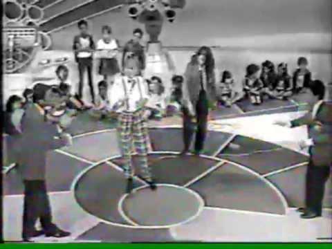 Clube da Crianca  TV Manchete - 1985