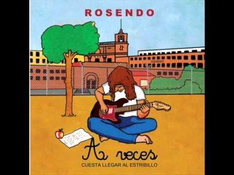 Rosendo - Contigo Mismo [CD A Veces Cuesta Llegar Al Estribillo]