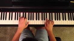 El Toro on piano