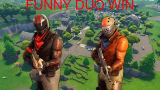 AMAZING DUO GAMEPLAY | FORTNITE BATTLE ROYALE (CLUTCH KINGS