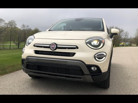 2019 Fiat 500X Turbo AWD - First Drive Review