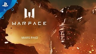Warface - Global Mars Update | PS4